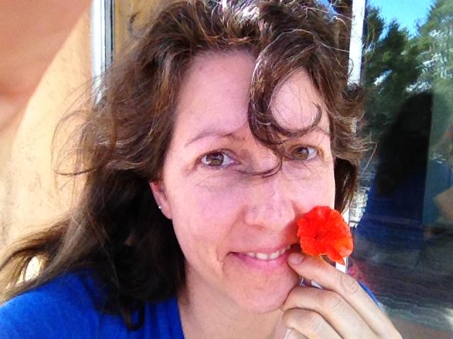 Susana Rinderle.  Photo credit: the author