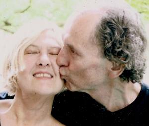 Pamela and Joe.  Photo credit:  Dana Kemp